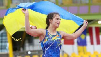 Борчиня Олександра Хоменець виборола бронзу на чемпіонаті світу