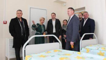 Нове інфекційне відділення відкрили у Дрогобицькій міській дитячій лікарні