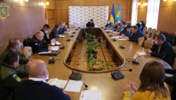 Ситуацію із відсутністю газопостачання бюджетних установ обласна комісія ТЕБ і НС визнала надзвичайною