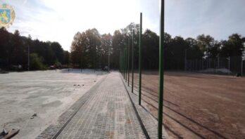 Велике будівництво: триває облаштування спортивних об'єктів Франкового університету