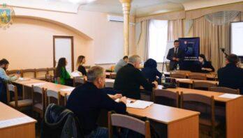 Підприємці Львівщини продовжують вивчати основи експортної діяльності: сьогодні говорили про митне оформлення