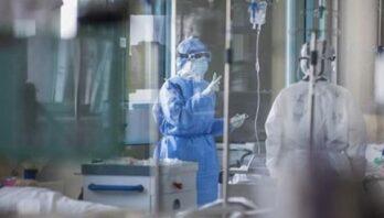 94,2% українців, госпіталізованих з COVID-19 минулого тижня, не мали жодної дози антиковідної вакцини, – МОЗ