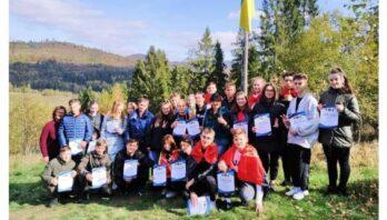 На Стрийщині відбувся молодіжний патріотичний вікенд «Під Покровом Волі»