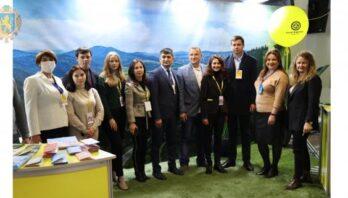 Міжнародна виставка «ТурЕКСПО» стартувала на Львівщині