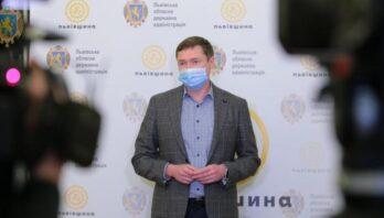 Максим Козицький закликав мешканців Львівщини вакцинуватися від Covid-19 (+ВІДЕО)
