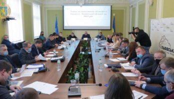 Комісія з питань бюджету не підтримала проєкт бюджетного регламенту Львівської облради