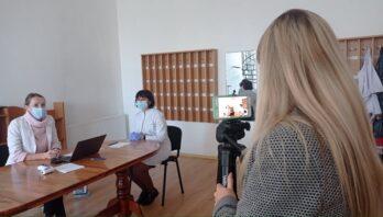 Центр вакцинації в Народному домі м. Яворова активно працює для мешканців громади