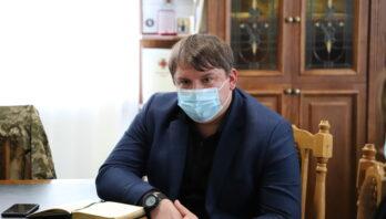 Голова Яворівської райдержадміністрації Ярослав Коминський зустрівся з мешканцями району