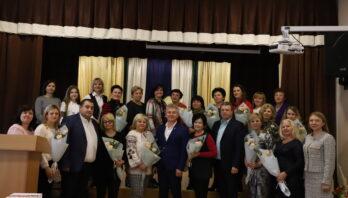 Працівників дошкільної освіти Яворівської громади привітали зі святом