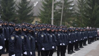 349 курсантів Львівського державного університету склали присягу